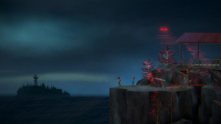 Oxenfree II : Le jeu du premier studio de Netflix semble tenir ses promesses