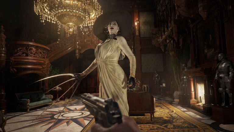 Resident Evil Village : comment se débarrasser de Lady Dimitrescu ?