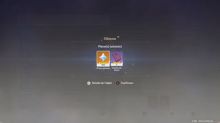 Genshin Impact, codes de récompenses gratuits : nouveaux codes, faites le plein de Primo-Gemmes et bonus