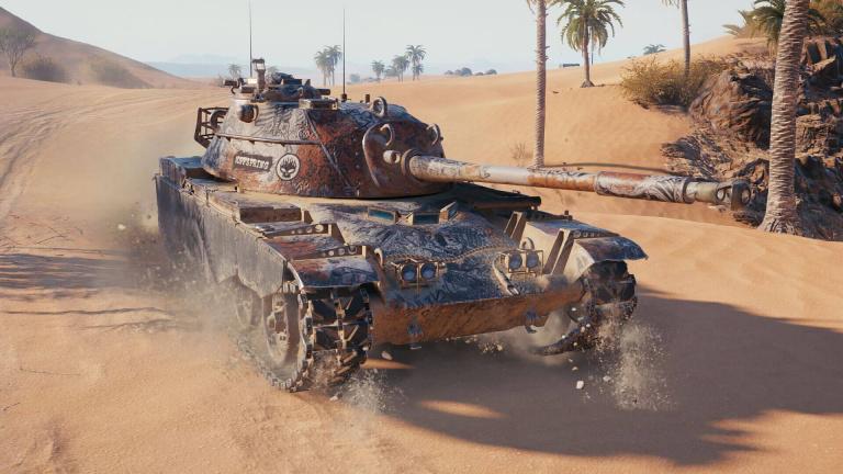 World of Tanks fête le retour de The Offspring dans les bacs !