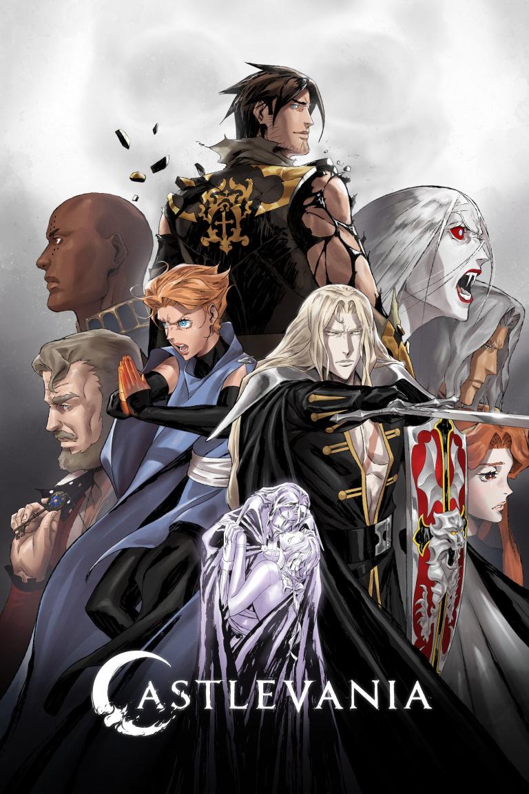 Castlevania (Netflix) - La saison finale se trouve une date de sortie