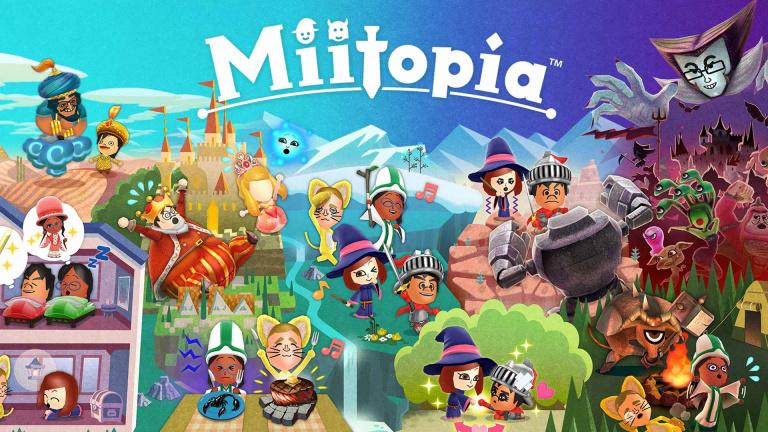 Miitopia sur Nintendo Switch : 10€ offert avec la précommande du jeu