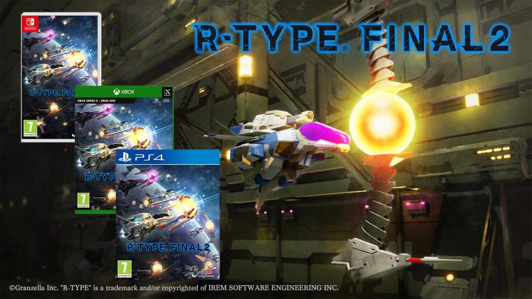 Précommandes R-Types Final 2 Inaugural Flight Edition : retrouvez le légendaire : Shoot 'em up