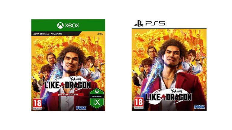 Yakuza Like a dragon sur PS5 et Xbox Series en forte baisse de prix