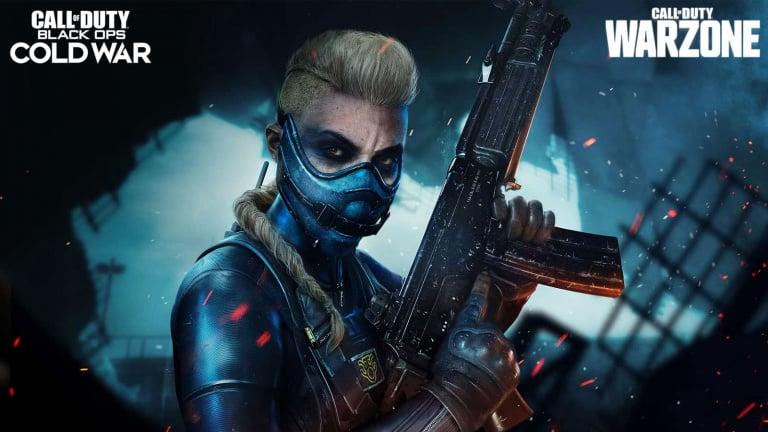 Call of Duty : Black Ops Cold War – Le multijoueur et le Zombie se mettent à jour !