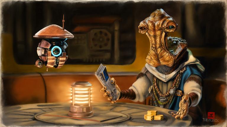 Oculus Showcase - Star Wars : Tales from the Galaxy's Edge va s'offrir une Partie 2