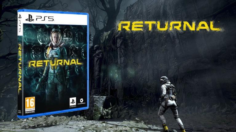 Où précommander Returnal sur PS5 ?