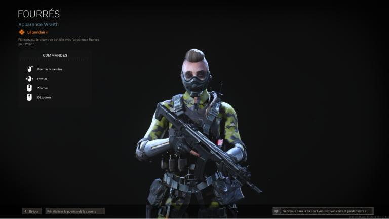 Call of Duty Warzone, saison 3 Black Ops : missions d'opérateur Wraith, liste et guide complet