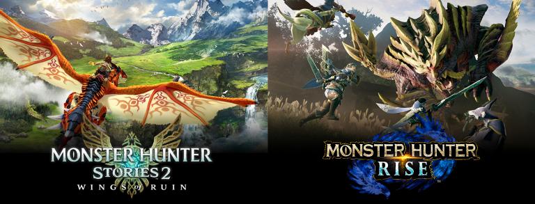 Monster Hunter Rise : Nouveaux monstres et mise à jour présentés la semaine prochaine