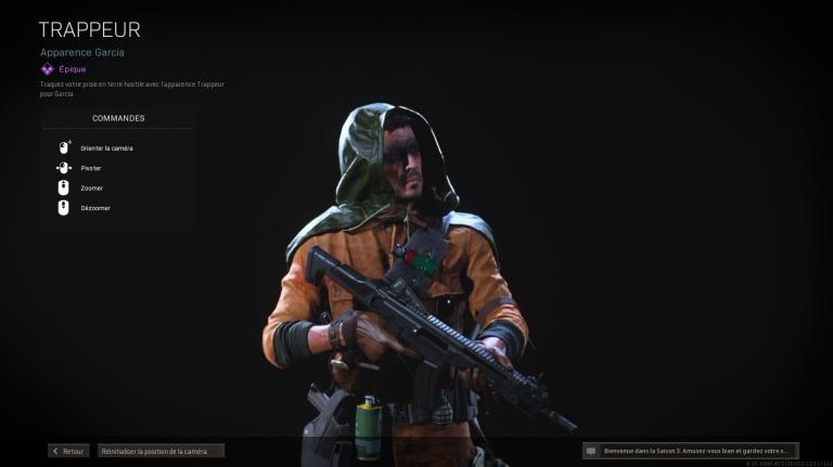 Call of Duty Warzone, saison 3 Black Ops : missions d'opérateur Garcia, liste et guide complet