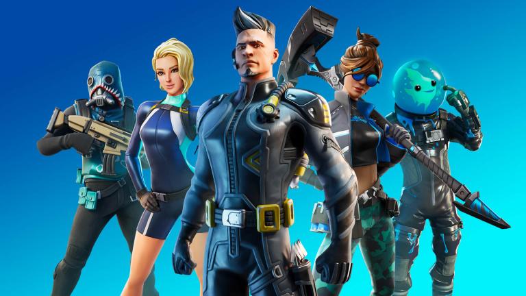 Fortnite est le jeu le plus joué sur PlayStation et Xbox en mars 2021