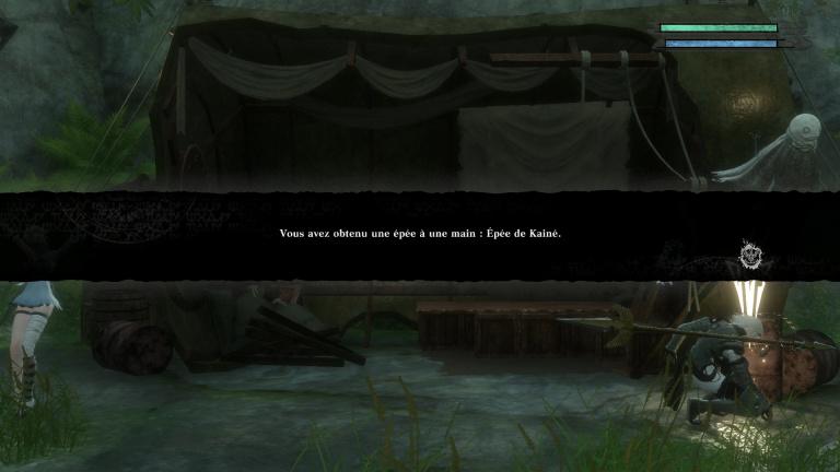 Epée de Kainé