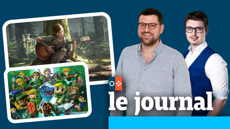 TLOU2 est le jeu le plus récompensé de l'histoire, à quand un nouveau Zelda ? On en parle dans JV le journal à 12h30