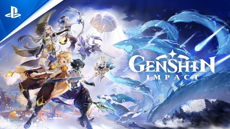 PlayStation Store : Genshin Impact débarque sur PlayStation 5 et se met à jour !