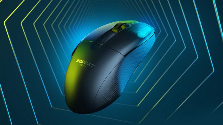 Les souris gaming ROCCAT Kone Pro et Air et leurs interrupteurs aux 100 millions de clics se dévoilent