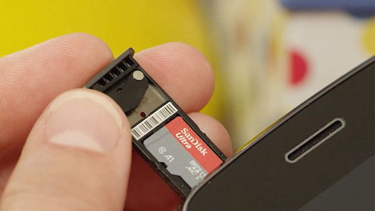 Carte mémoire Micro SD Sandisk 128 Go en réduction de 28%