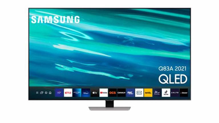 670€ de remise sur la TV 4K Samsung 2021 + barre de son