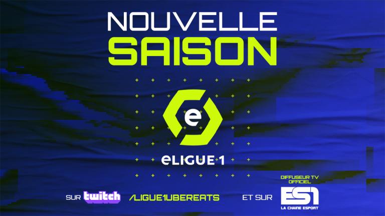 eLigue 1 : suivez l'intégralité de la compétition sur ES1 !