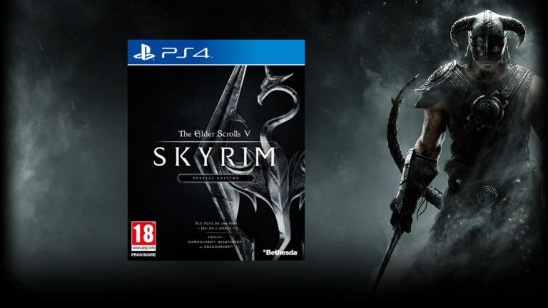 Fus Ro Dah !! -25% sur l'édition spéciale de Skyrim PS4