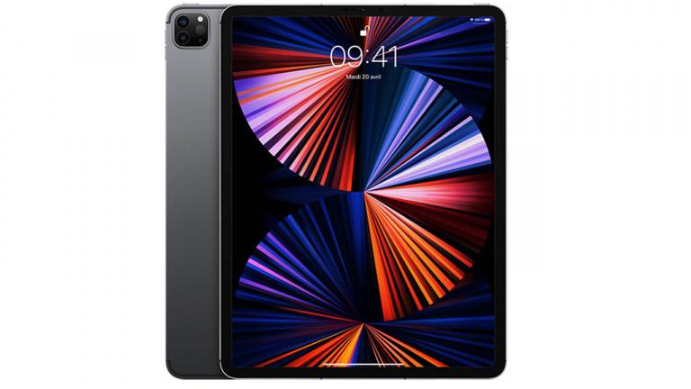 Nouvel Apple iPad pro 2021 avec puce M1 : où l'acheter au meilleur prix ?