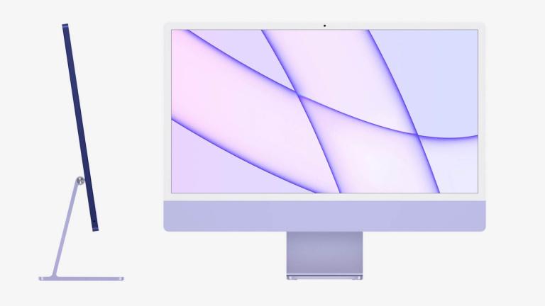 """Nouvel Apple iMac 2021 24"""" avec puce M1 : où l'acheter au meilleur prix ?"""