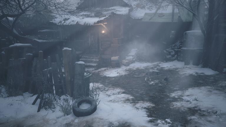 Chapitre 1 : Arrivée au village