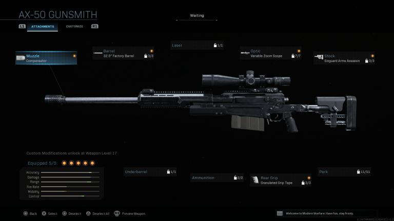 Call of Duty Warzone, saison 3 Black Ops : les meilleurs snipers disponibles en jeu, notre guide