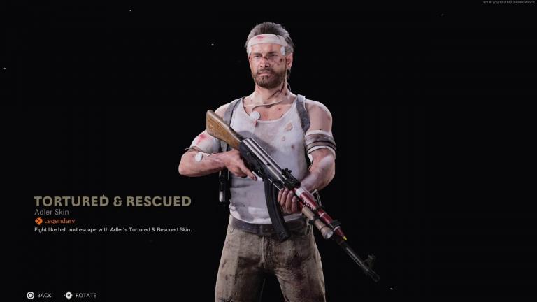 Call of Duty Warzone, saison 3 Black Ops, skin d'Adler : nouveau moyen gratuit pour l'obtenir