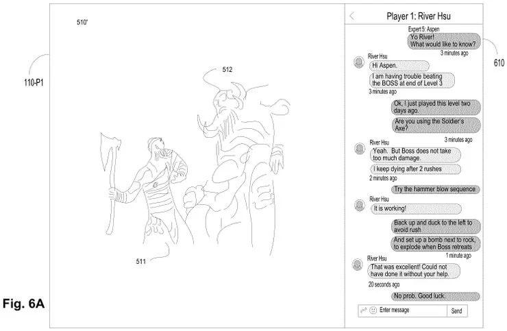 PS5 : Un brevet pour que vous puissiez venir en aide aux autres joueurs