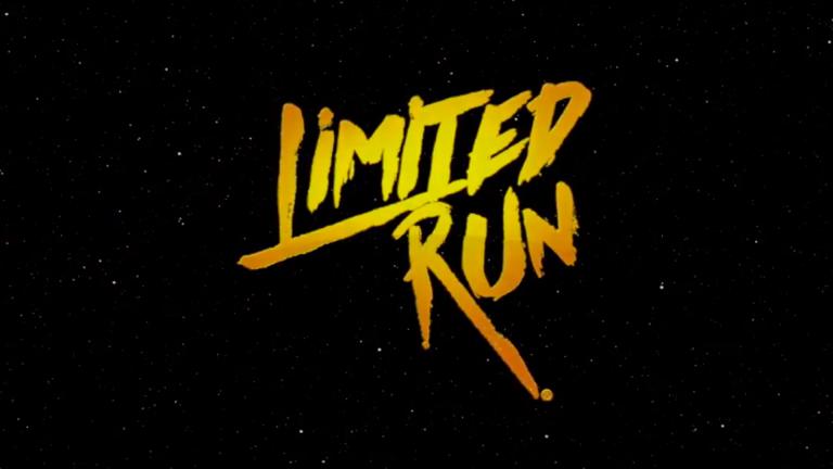 Limited Run Games annonce un accord avec Microsoft