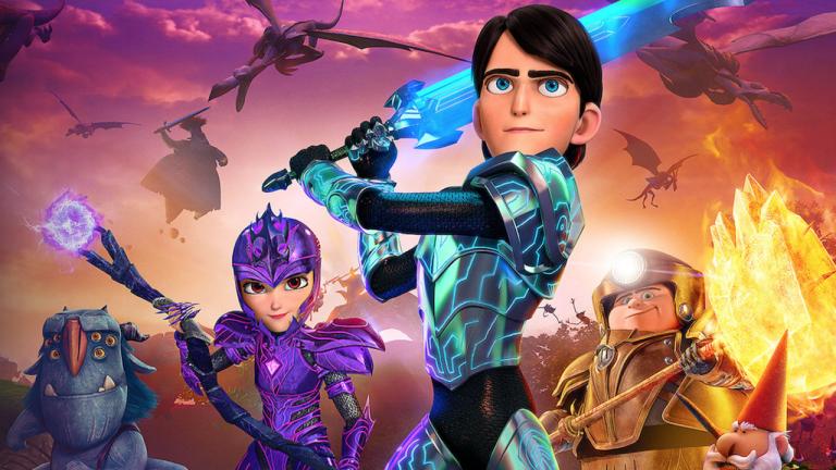 Chasseurs de Trolls : Le Réveil des Titans date sa sortie sur Netflix