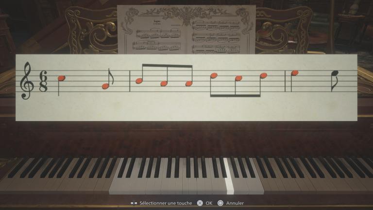 Resident Evil Village : comment résoudre l'énigme du piano ?