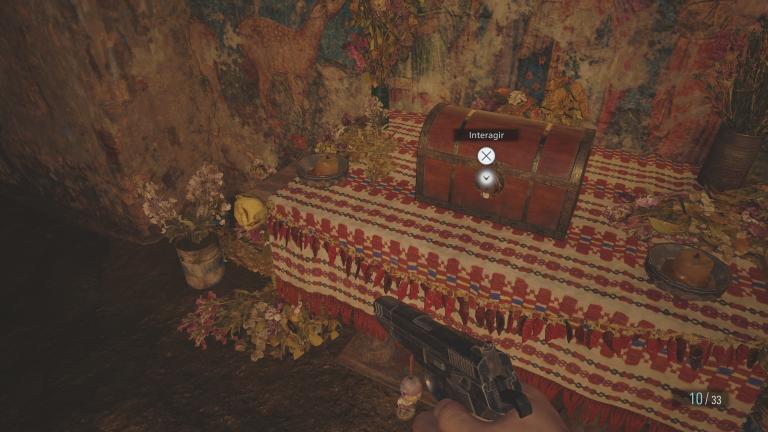 Chapitre 3 : La cheminée rouge