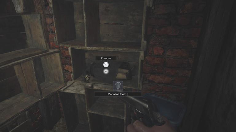 Les trésors du Chapitre 3 : La cheminée rouge