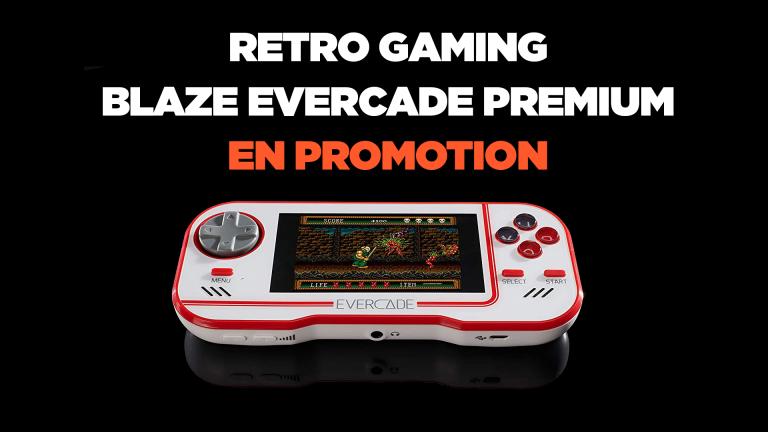 Retrogaming : retrouvez les jeux Atari, Namco et Interplay en promo sur la Blaze Evercade Premium !