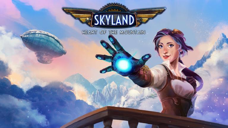 Skyland Heart of the Mountain : la liste des trophées et succès est disponible
