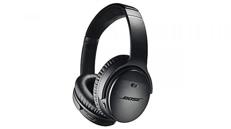 Le très bon casque Bose QC35II avec réduction de bruit active à son meilleur prix