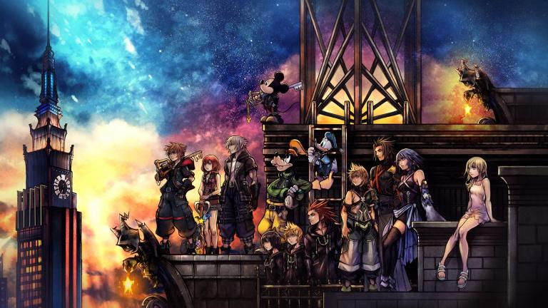 Kingdom Hearts 3 en promotion à 9,99€
