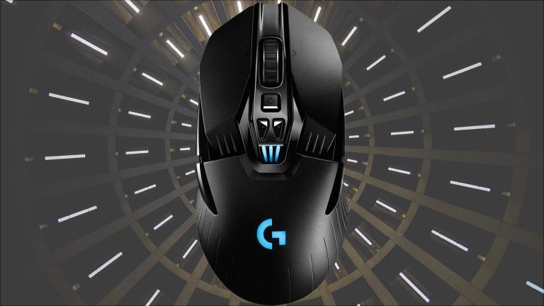-33% sur la souris gamer sans fil Logitech G903 Lightspeed