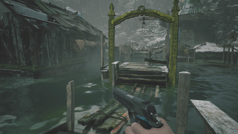 Chapitre 5 : Lac de Moreau