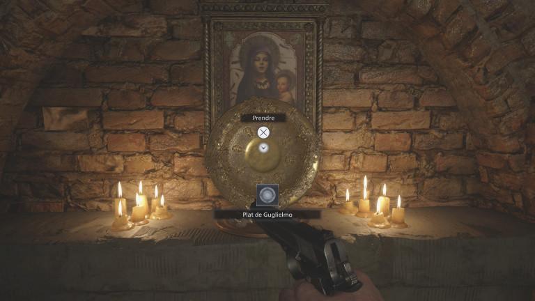 Les trésors du Chapitre 6 : La Forteresse