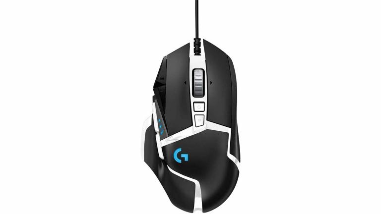 L'excellente Logitech G502 HERO au meilleur prix du marché avec une réduction de 30%