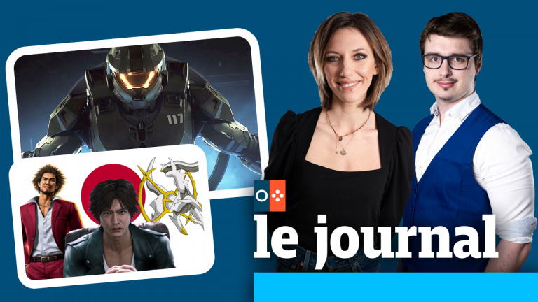 Les déboires de Halo Infinite, le renouvellement du jeu vidéo japonais, on en parle dans JV le journal à 12h30