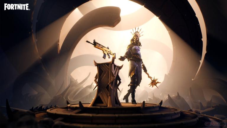 Fortnite : Oriela débarque dans le battle royale