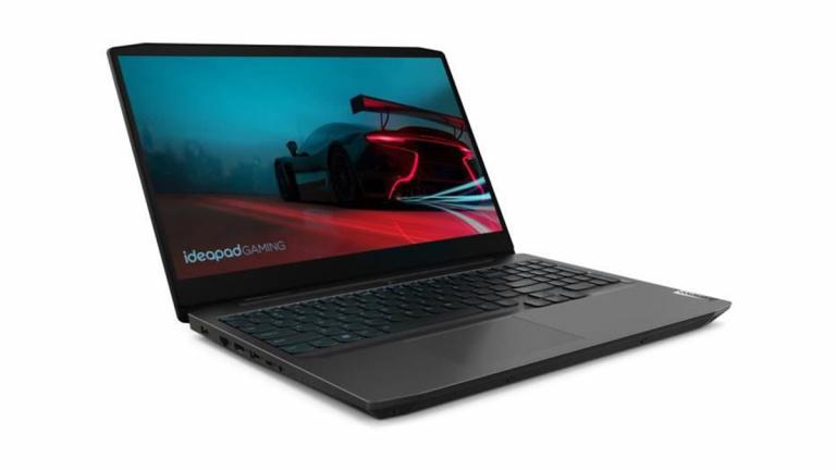 LENOVO Ideapad 3 : Un PC portable Gamer puissant et de 120Hz à moins de 800€