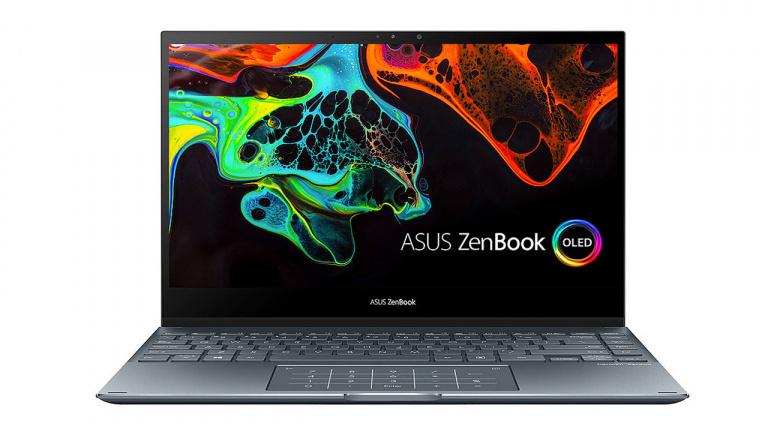 Test du PC portable Asus ZenBook Flip 13 UX363EA : un écran OLED dans un format ultracompact et convertible