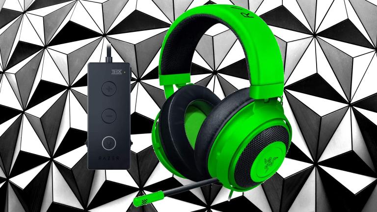 Le casque Razer Kraken Tournament Edition voit son prix chuter pour la Gaming Week