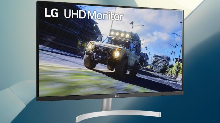 """L'écran PC gamer 4K 32"""" LG Ultrafine voit son prix chuter pour la Gaming Week"""