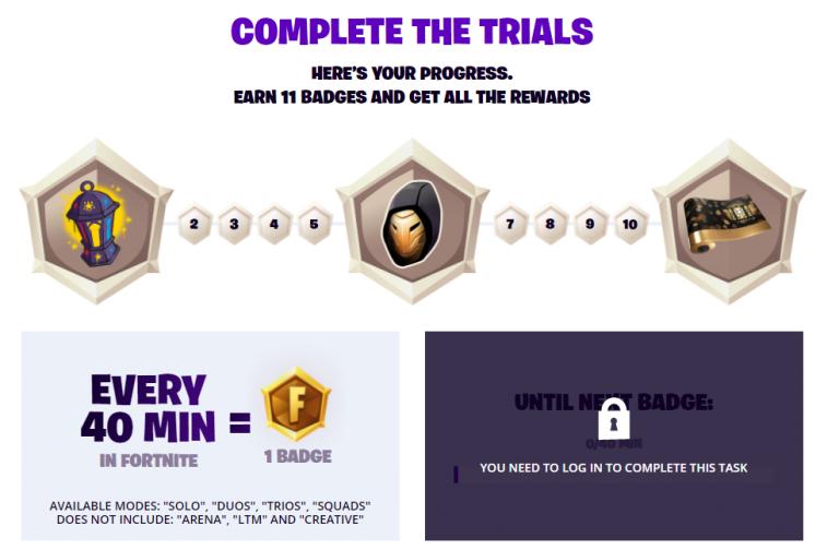 Fortnite, saison 6, évènement Lantern Trials : notre guide pour débloquer gratuitement des récompenses