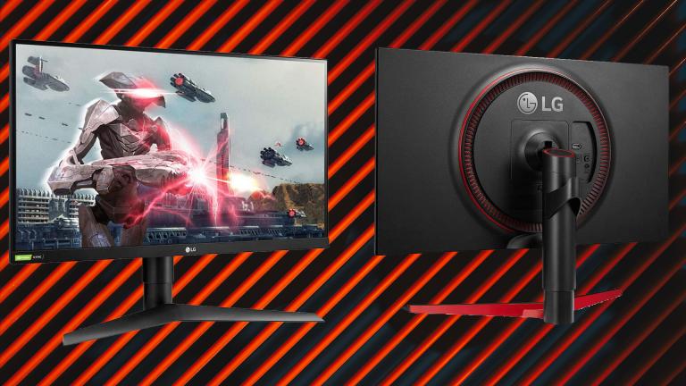 "L'écran PC gamer 144 Hz LG UltraGear 24"" en promotion pour la Gaming Week"